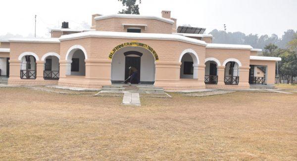 Bijrani forest rest house